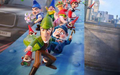 Sherlock Gnomes Screensavers