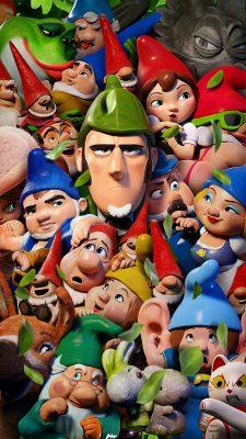 Sherlock Gnomes For mobile