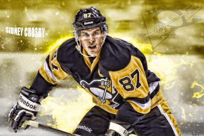 Sidney Crosby widescreen wallpapers