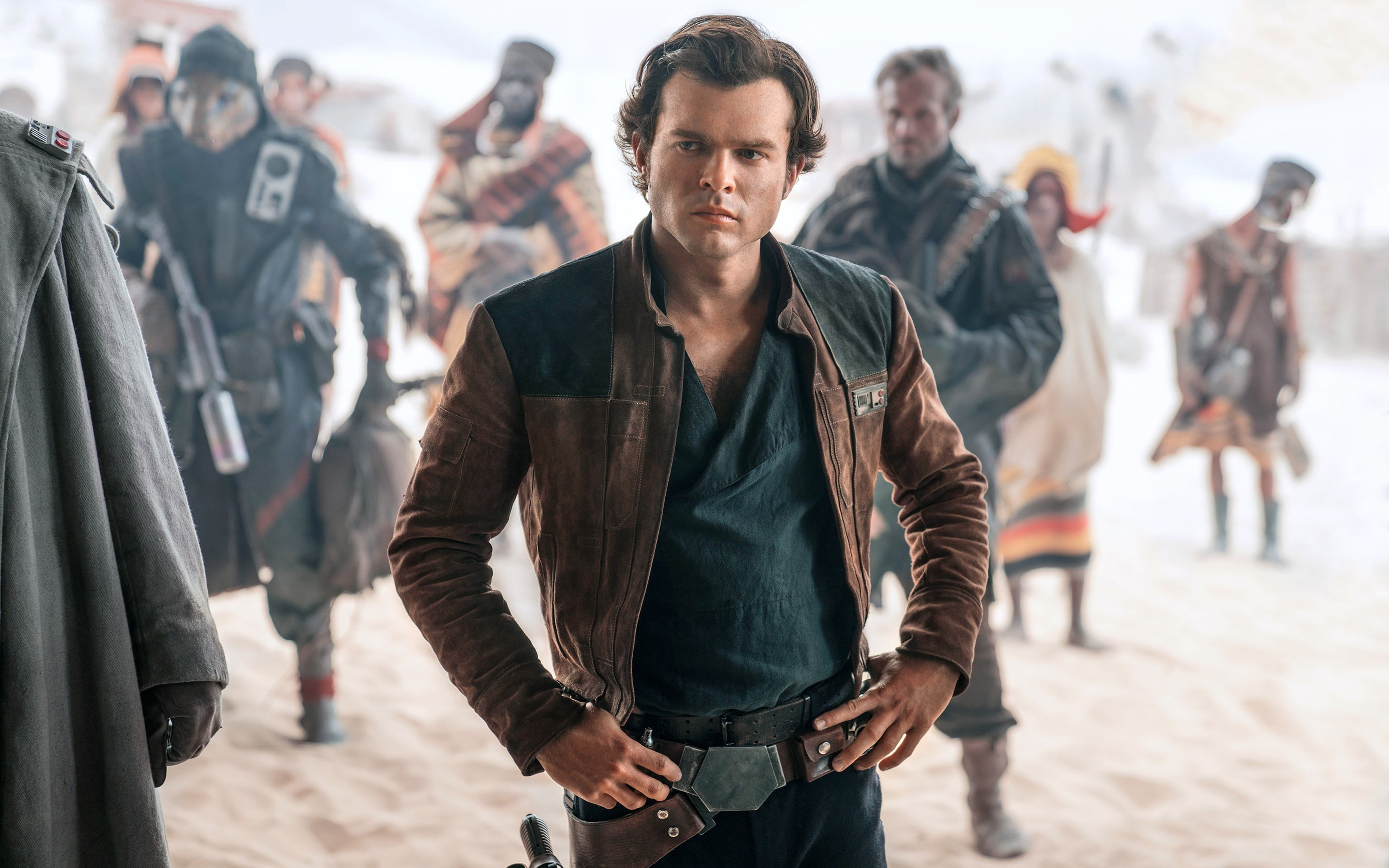 Solo A Star Wars Story Hd Wallpapers 7wallpapers Net