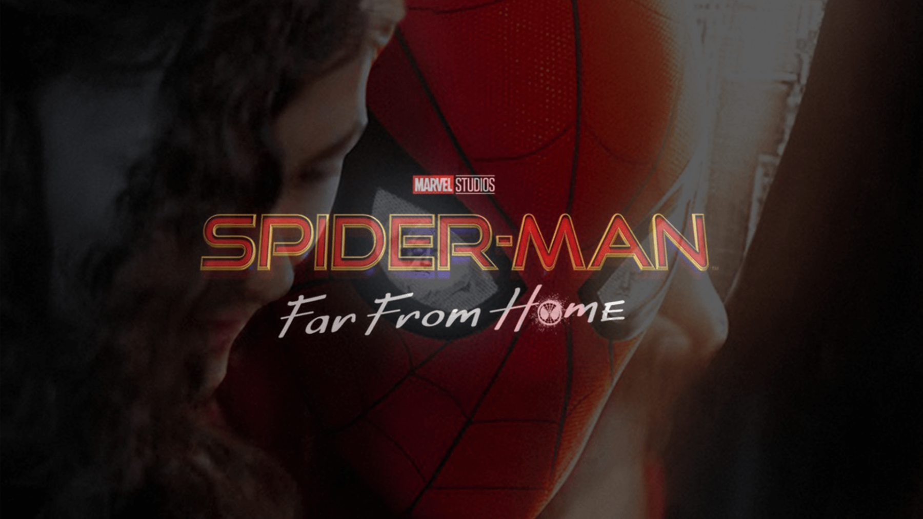 Spider Man Far From Home Font