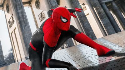 Spider-Man: Far From Home Widescreen
