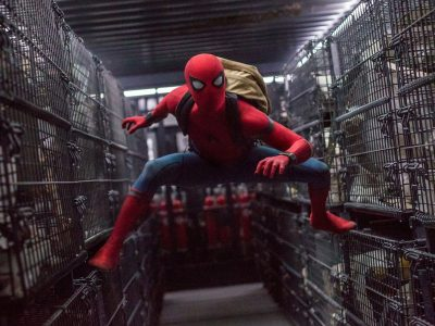 Spider-Man: Far From Home High