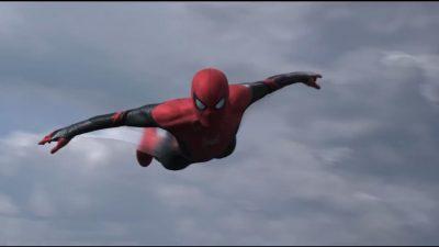 Spider-Man: Far From Home Desktop wallpapers
