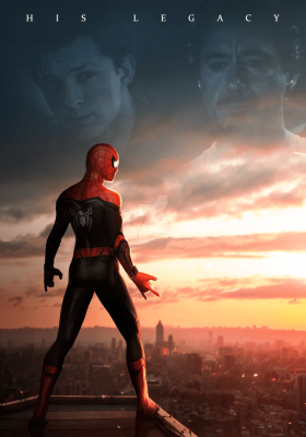 Spider-Man: Far From Home Background