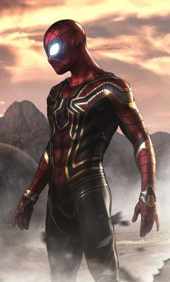 Spider-Man: Far From Home Phone HD