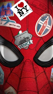 Spider-Man: Far From Home Mobile HD