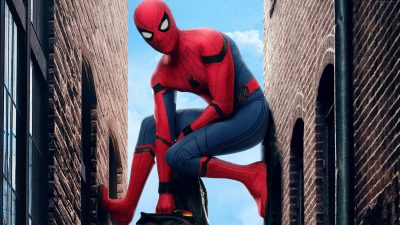 Spider-Man: Far From Home Glamour