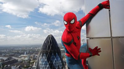 Spider-Man: Far From Home Exitoc
