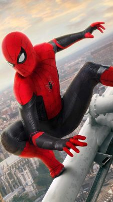 Spider-Man: Far From Home iPhone wallpapers