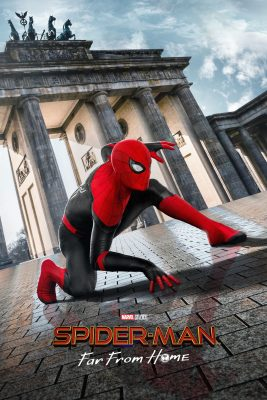 Spider-Man: Far From Home Top