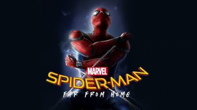 Spider-Man: Far From Home Wallpaper for computer