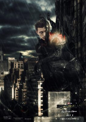 Spider-Man: Far From Home Phone Full HD