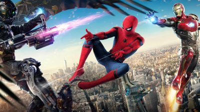 Spider-Man: Far From Home Free Wallpapers