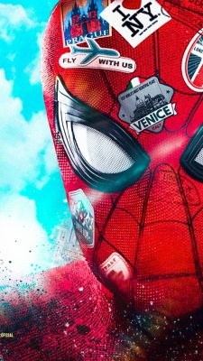 Spider-Man: Far From Home New Wallpapers