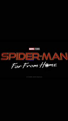 Spider-Man: Far From Home Backgrounds