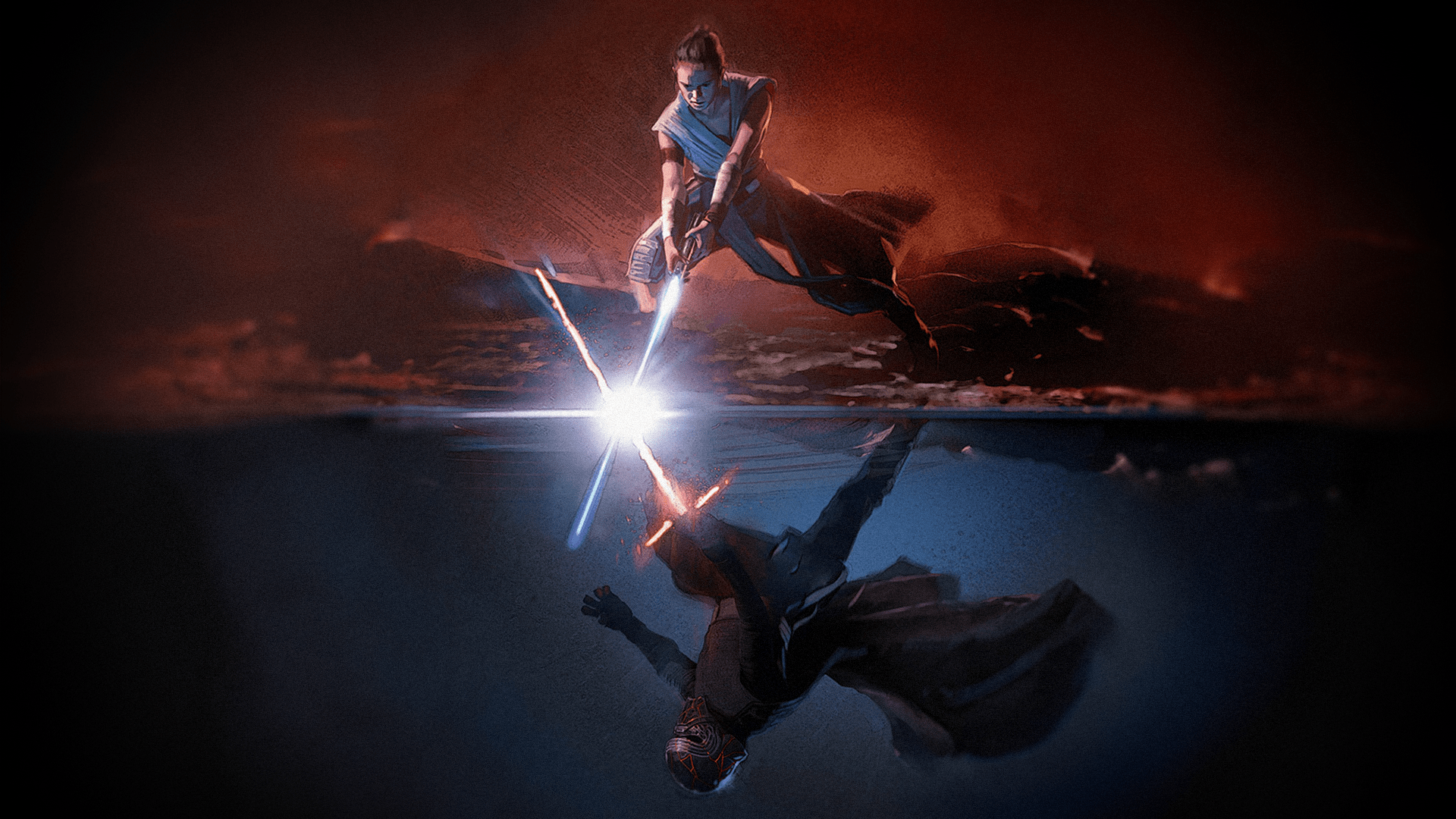 Star Wars The Rise Of Skywalker 1 7wallpapers Net