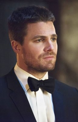 Stephen Amell Background