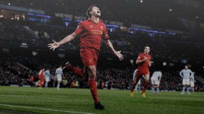 Steven Gerrard widescreen wallpapers