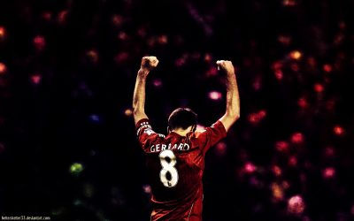 Steven Gerrard Full hd wallpapers