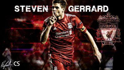 Steven Gerrard HD