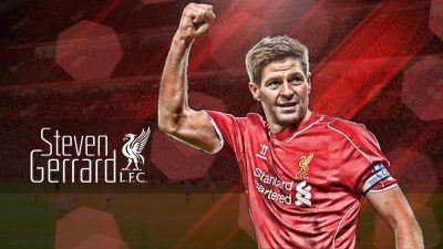 Steven Gerrard Widescreen