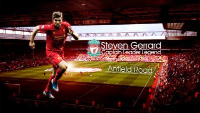Steven Gerrard HQ wallpapers
