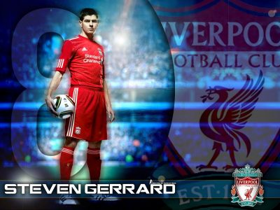 Steven Gerrard Screensavers