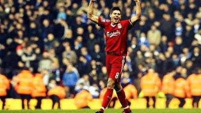 Steven Gerrard HD pics