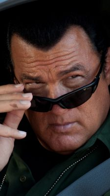 Steven Seagal For mobile