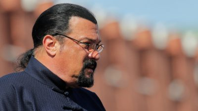 Steven Seagal Pictures