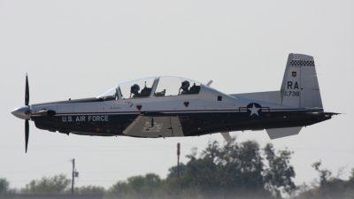 T-6 Texan Wallpaper