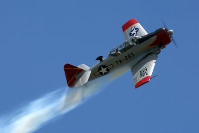 T-6 Texan Background