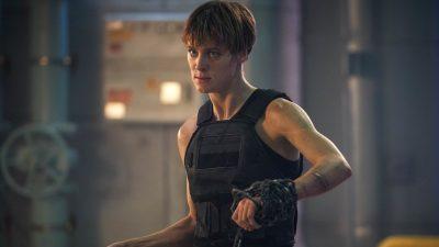 Terminator: Dark Fate Widescreen