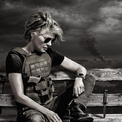 Terminator: Dark Fate Glamour
