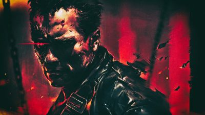Terminator: Dark Fate Screensavers free
