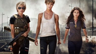 Terminator: Dark Fate Wallpaper