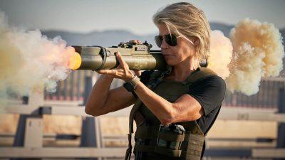 Terminator: Dark Fate HD pics