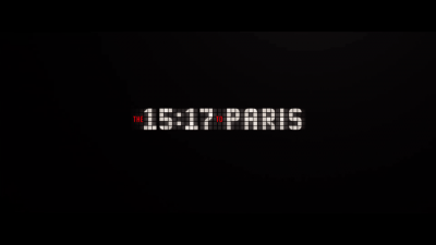 The 15:17 to Paris widescreen wallpapers