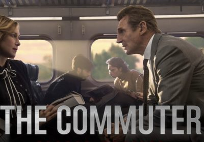 The Commuter widescreen wallpapers