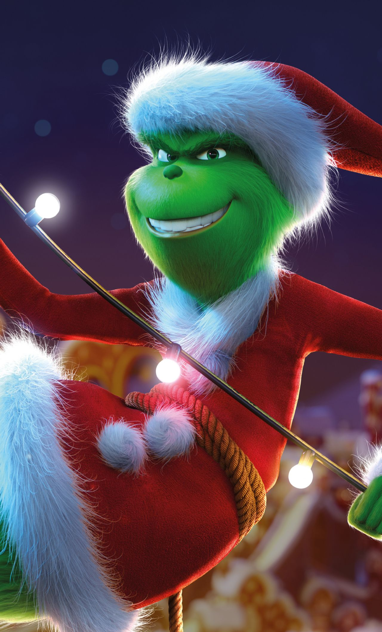 the grinch 2018 hd wallpapers 7wallpapersnet