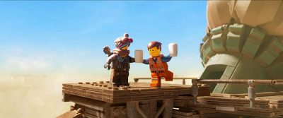 The Lego Movie 2: The Second Part Background