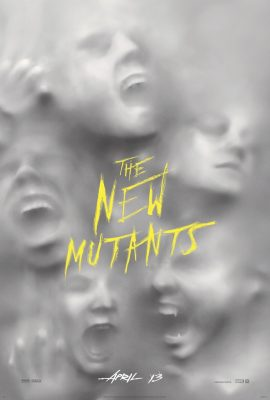 The New Mutants Background