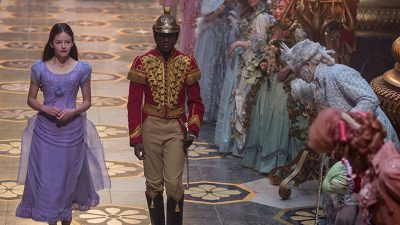 The Nutcracker and the Four Realms widescreen wallpapers