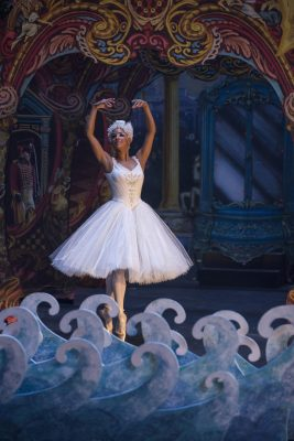 The Nutcracker and the Four Realms For mobile