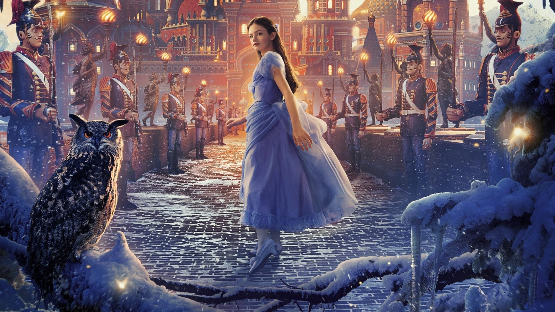 The Nutcracker and the Four Realms Pictures
