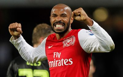 Thierry Henry Widescreen