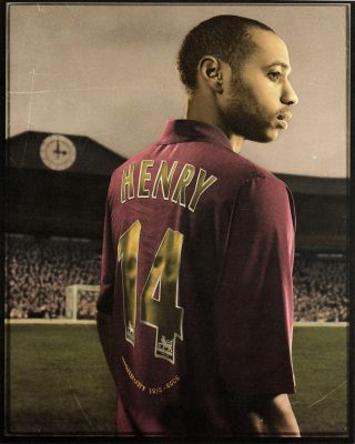 Thierry Henry For mobile