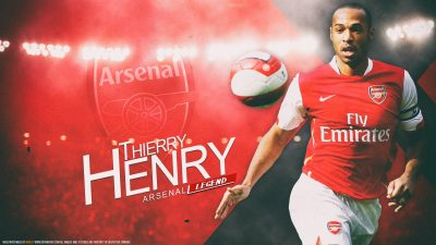 Thierry Henry Wallpapers hd