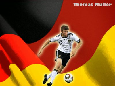 Thomas Muller Screensavers